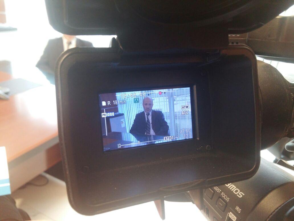 """Entrevista en TV a todo el país en """"Noticias en Salud""""- Dr. Javier Rodriguez"""