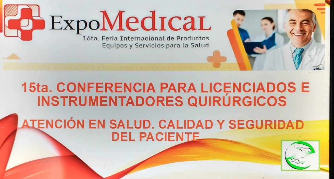 El CESSPA presente en la Expomedical