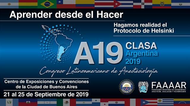 Inscripciones CLASA 2019