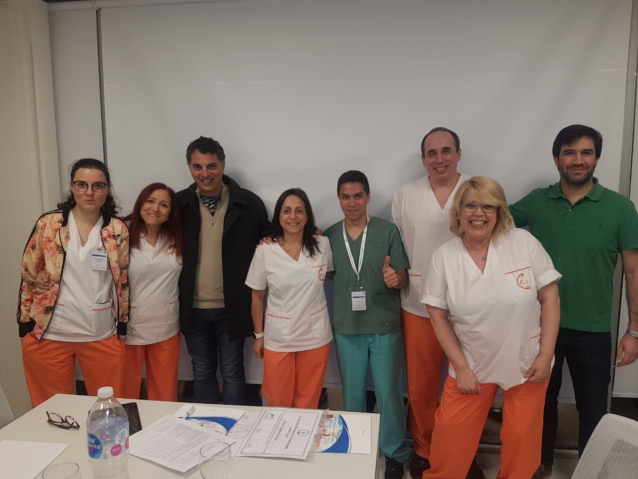 El CESSPA realizó la Jornada de simulación en Pediatría