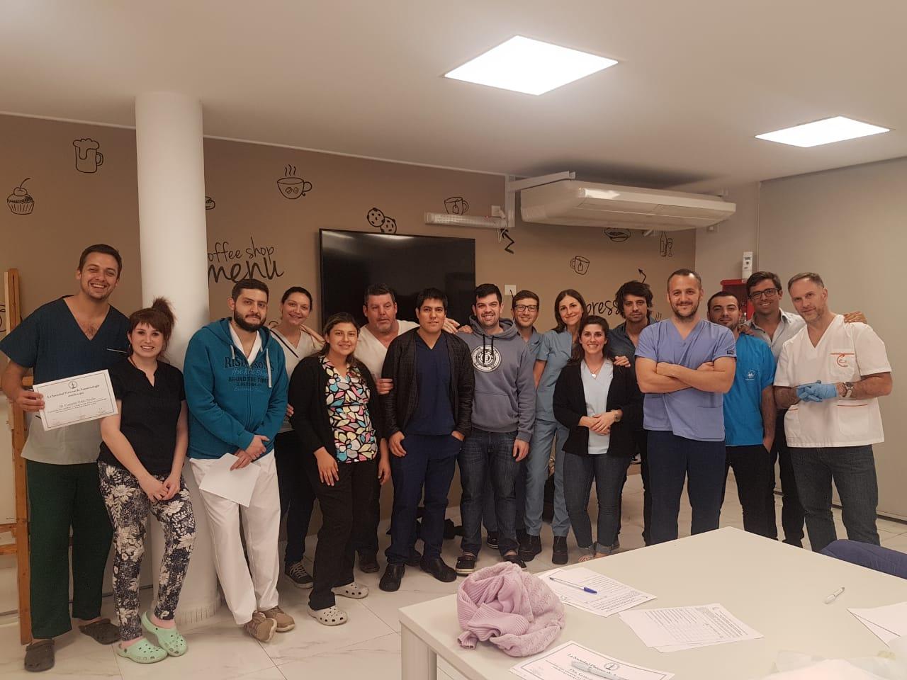 El CESSPA realizó el II Encuentro de VAD para residentes