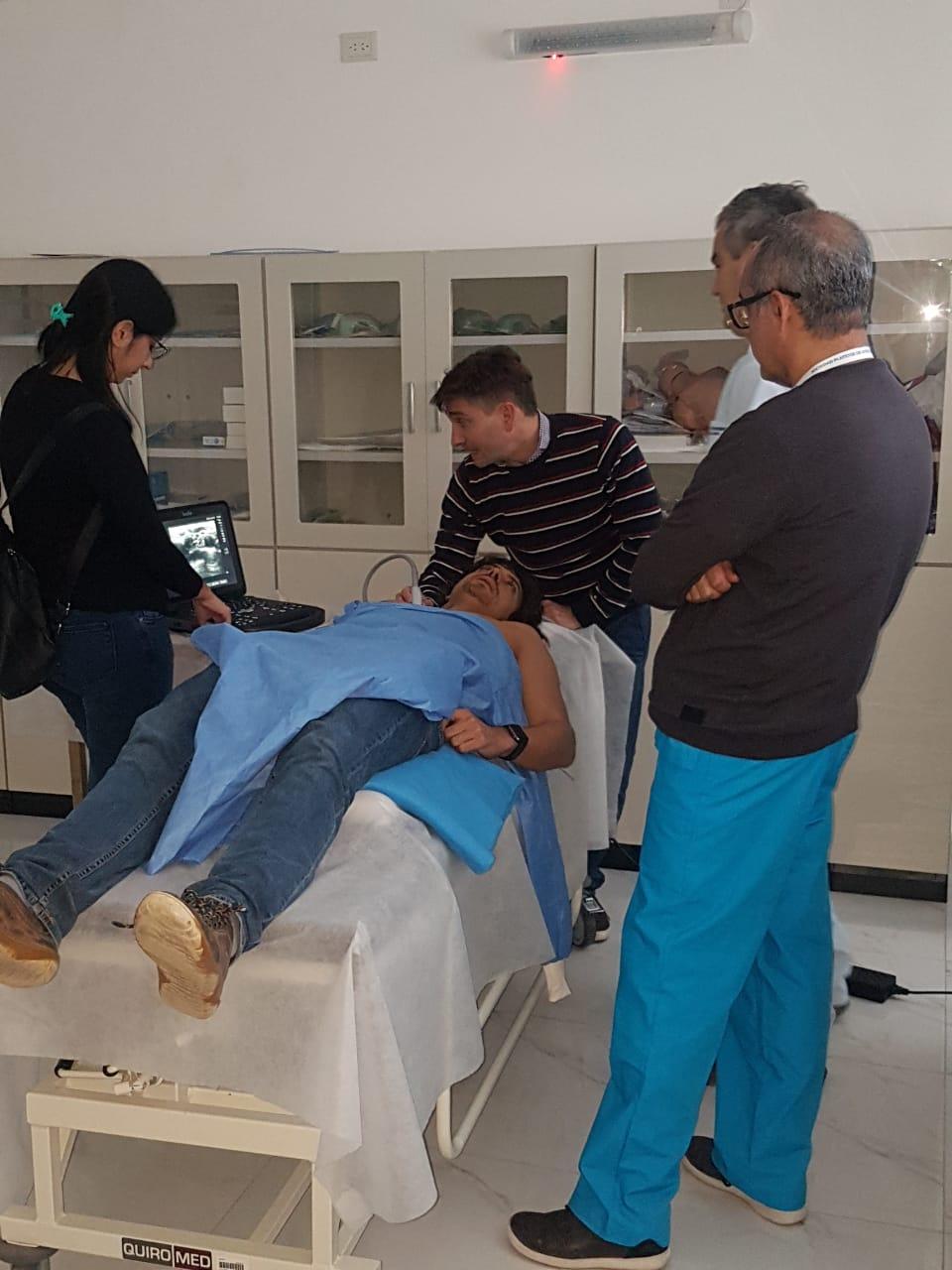 El CESSPA llevó adelante su jornada de Simulación en Anestesia Regional