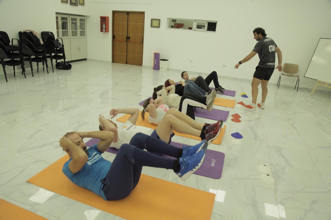‼Comenzamos con el Programa de Bienestar y Recreación Física‼
