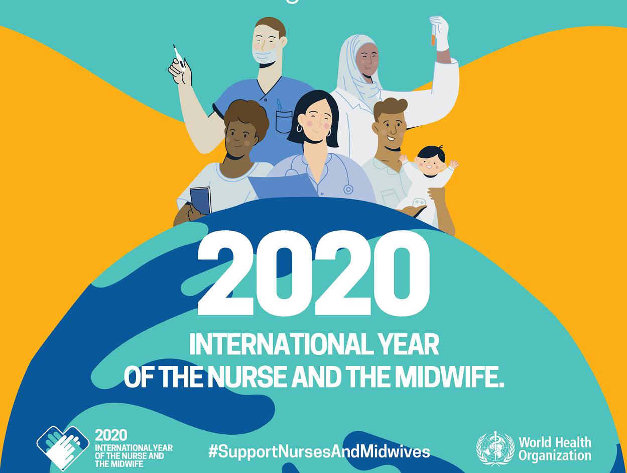 Campaña de la OMS: 2020 Año Internacional de la enfermera y la partera