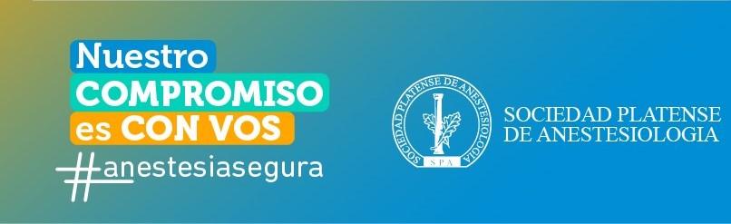Campaña #ANESTESIASEGURA