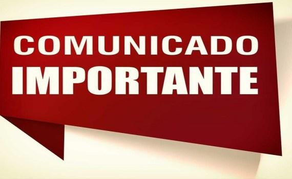 Comunicados de prensa (internos y externos)