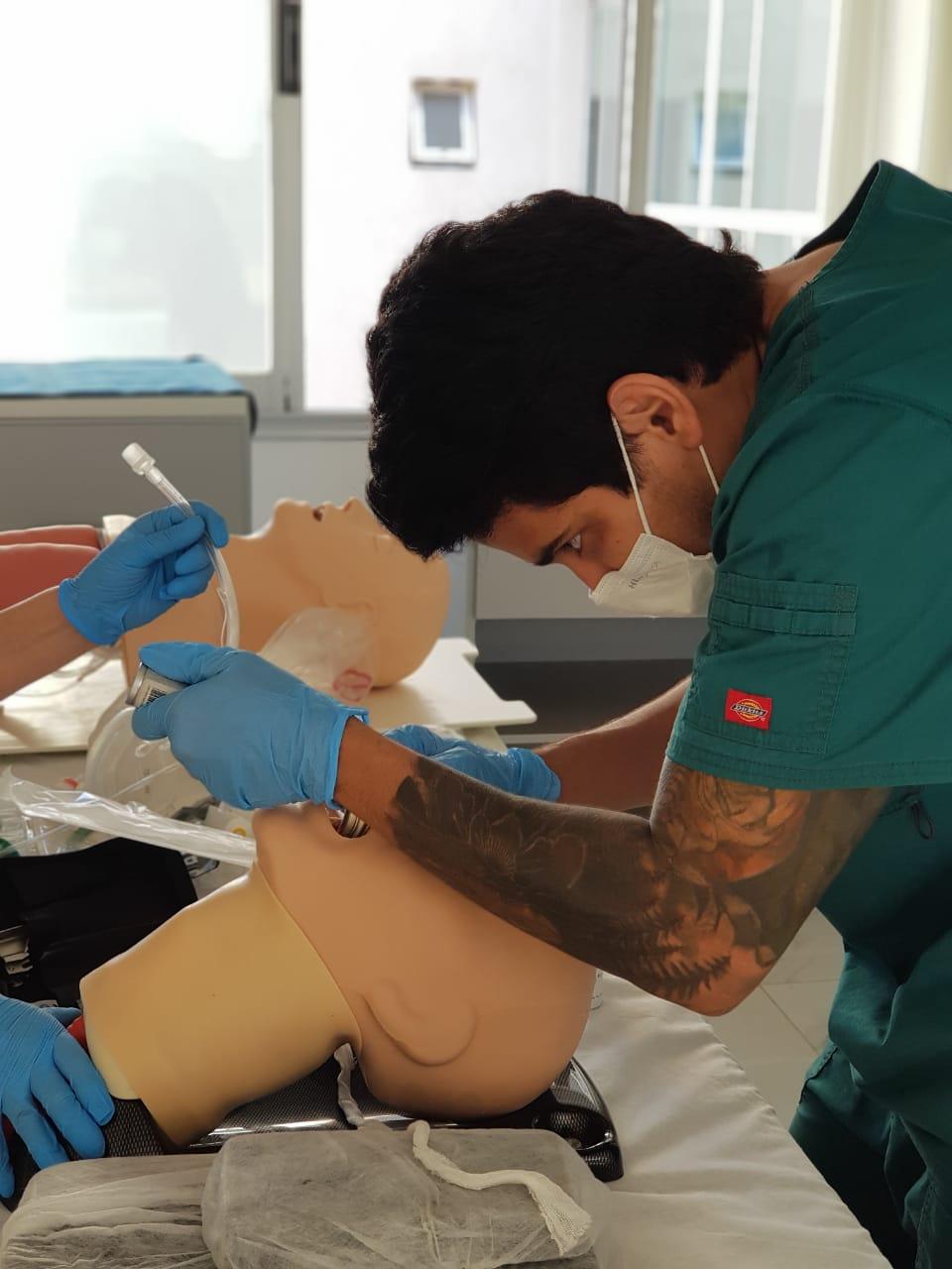 El CESSPA realizó el Programa Pre-Hospitalario 2021