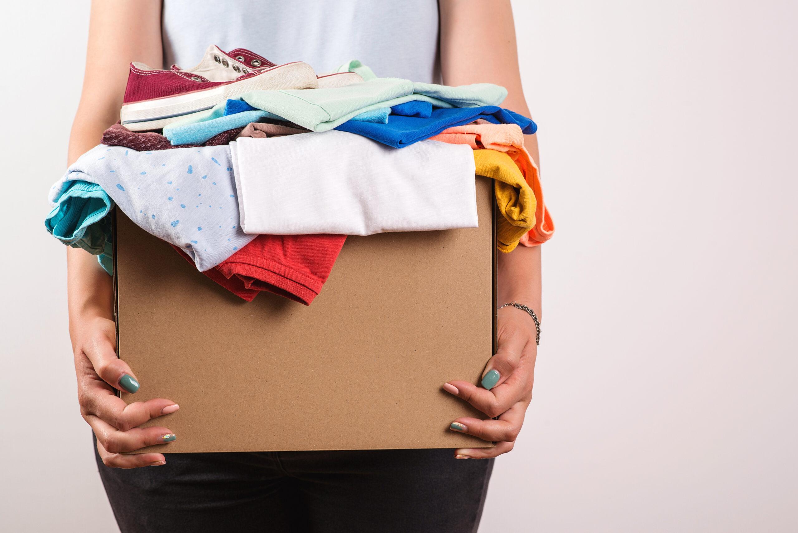 9 y 16 de julio: ¡entrega de ropa para quienes mas lo necesitan!