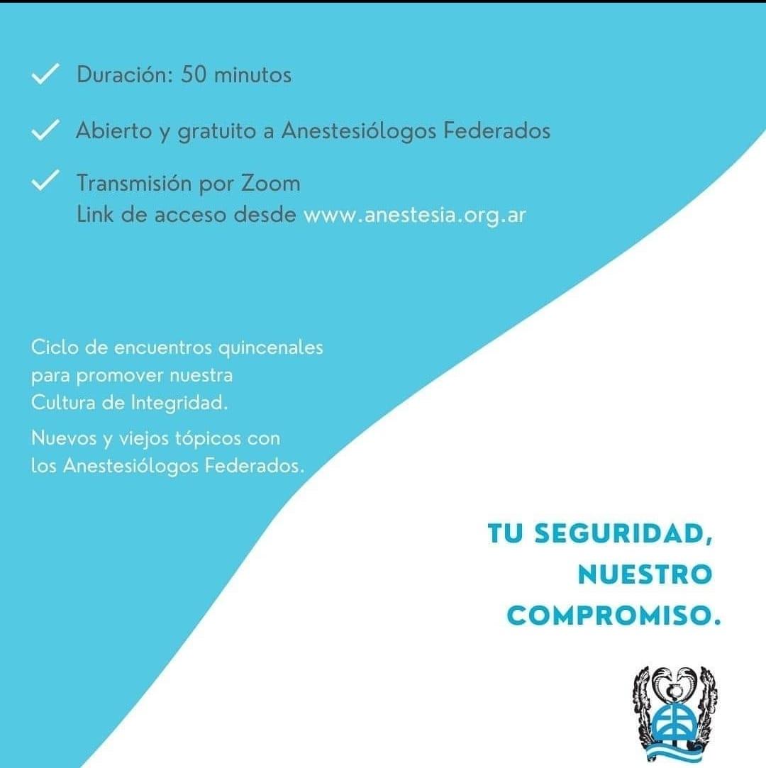 Ciclo de Conversatorios de Asuntos Profesionales FAAAAR 2021
